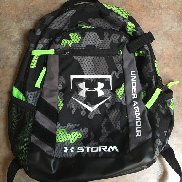 under armour boys storm backpack
